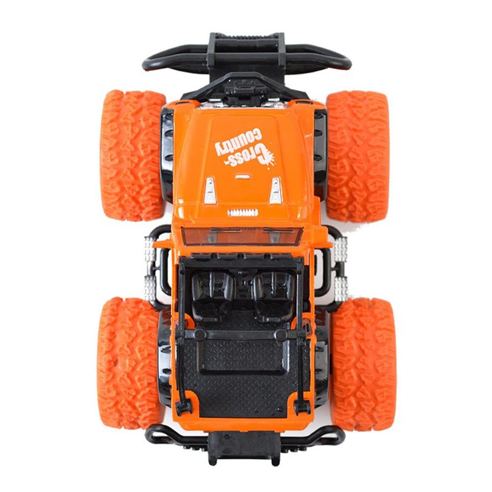 rc-cars Tensheng 1/28 27MHZ 4CH Rc Car Monster Off-road Truck Vehicle W/ Light Without Battery Toy RC1390446 5