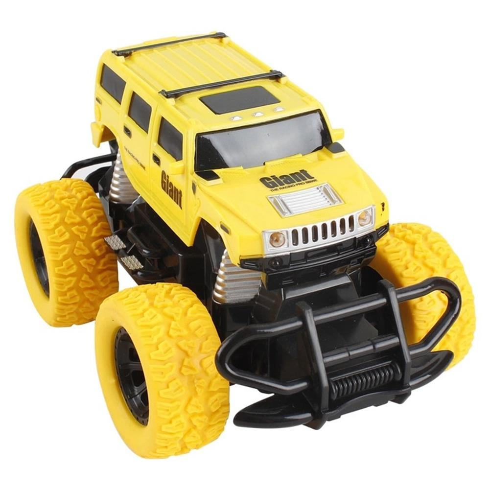 rc-cars Tensheng 1/28 27MHZ 4CH Rc Car Monster Off-road Truck Vehicle W/ Light Without Battery Toy RC1390446 7