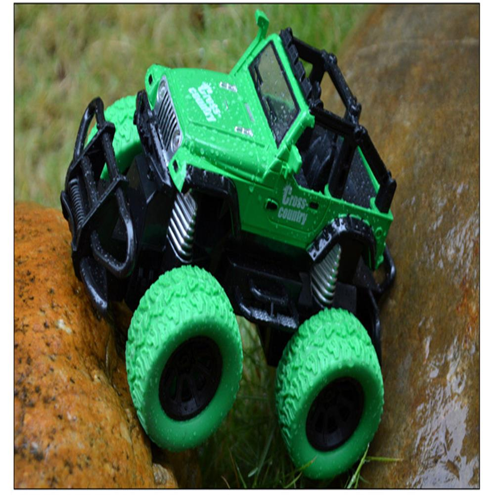 rc-cars Tensheng 1/28 27MHZ 4CH Rc Car Monster Off-road Truck Vehicle W/ Light Without Battery Toy RC1390446 9