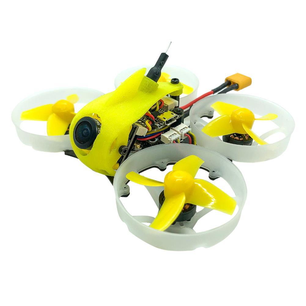 fpv-racing-drones FullSpeed TinyLeader 75mm F4 2-3S Whoop FPV Racing Drone 1103 Motor Caddx Adjustable Cam 600mW VTX RC1390447
