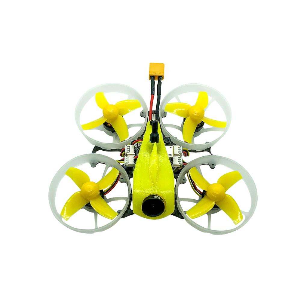 fpv-racing-drones FullSpeed TinyLeader 75mm F4 2-3S Whoop FPV Racing Drone 1103 Motor Caddx Adjustable Cam 600mW VTX RC1390447 2