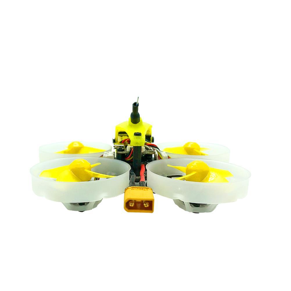 fpv-racing-drones FullSpeed TinyLeader 75mm F4 2-3S Whoop FPV Racing Drone 1103 Motor Caddx Adjustable Cam 600mW VTX RC1390447 3