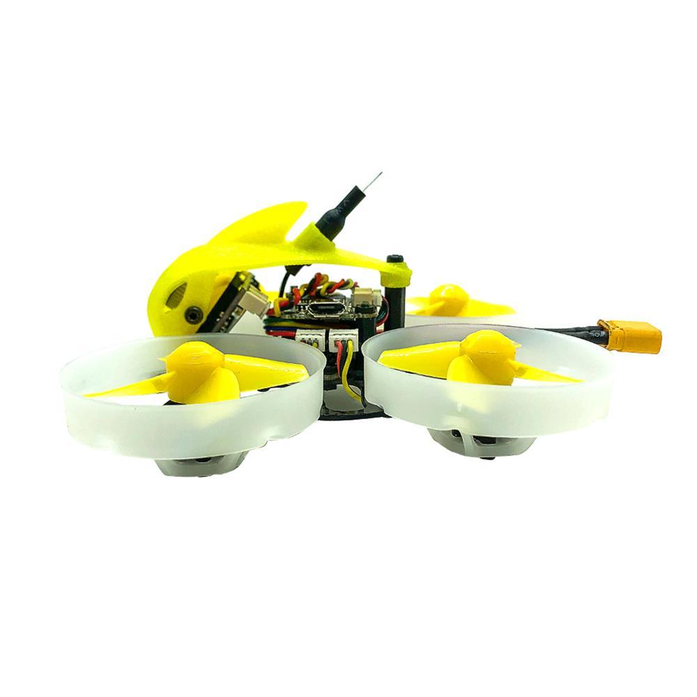 fpv-racing-drones FullSpeed TinyLeader 75mm F4 2-3S Whoop FPV Racing Drone 1103 Motor Caddx Adjustable Cam 600mW VTX RC1390447 5