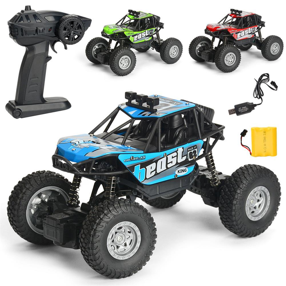 rc-cars 1PC MG A601 1/20 2.4G 4WD 15km/h Rc Car Rock Crawler Climbing Off-road Truck RTR Toy RC1391934
