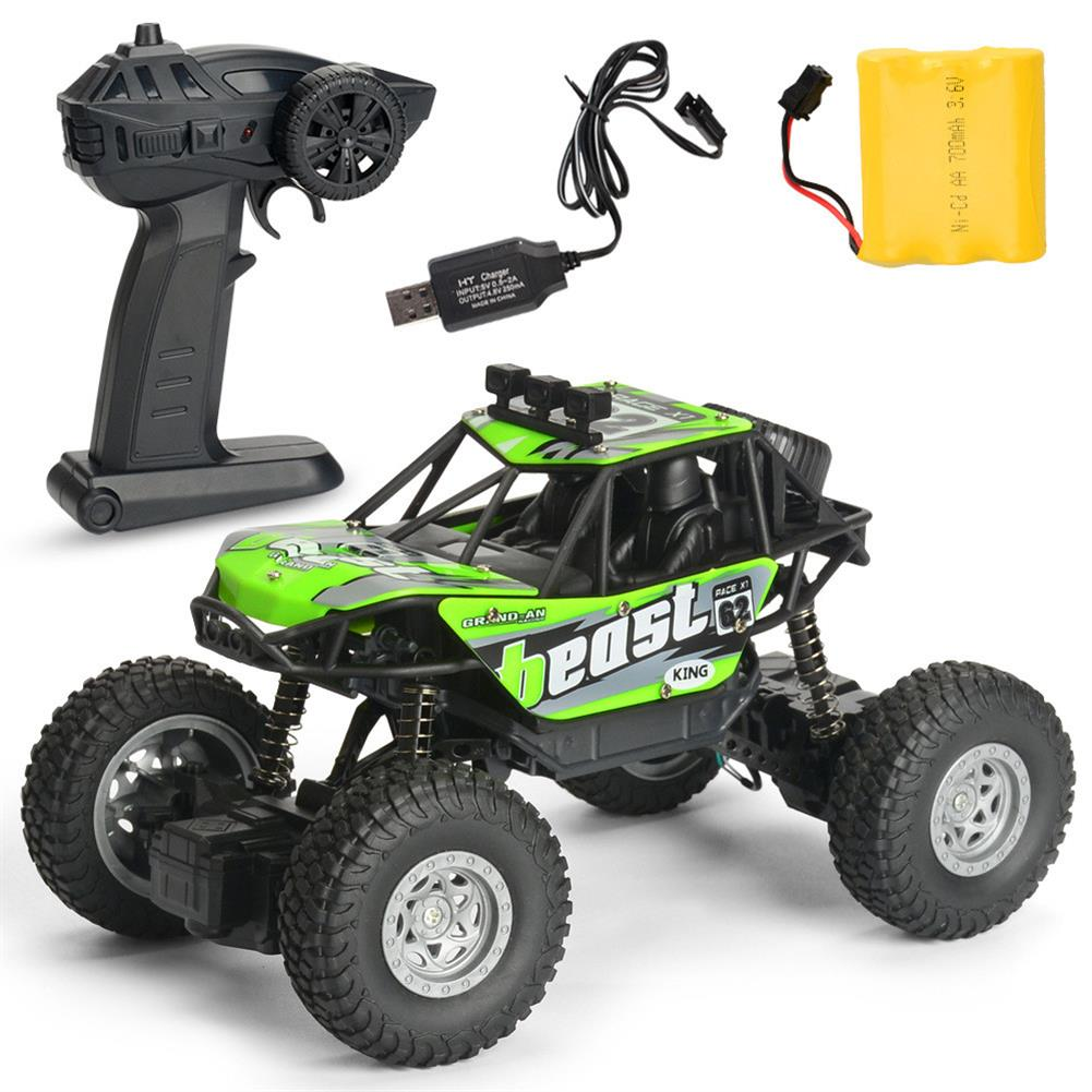 rc-cars 1PC MG A601 1/20 2.4G 4WD 15km/h Rc Car Rock Crawler Climbing Off-road Truck RTR Toy RC1391934 3