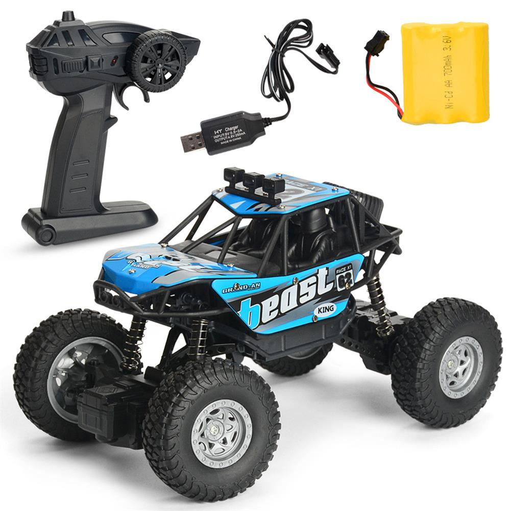 rc-cars 1PC MG A601 1/20 2.4G 4WD 15km/h Rc Car Rock Crawler Climbing Off-road Truck RTR Toy RC1391934 4