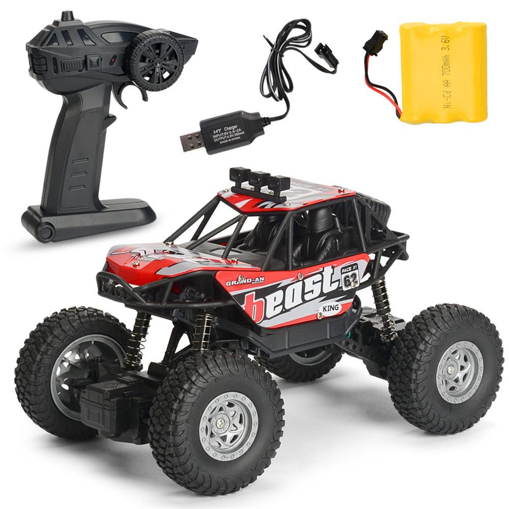 rc-cars 1PC MG A601 1/20 2.4G 4WD 15km/h Rc Car Rock Crawler Climbing Off-road Truck RTR Toy RC1391934 5
