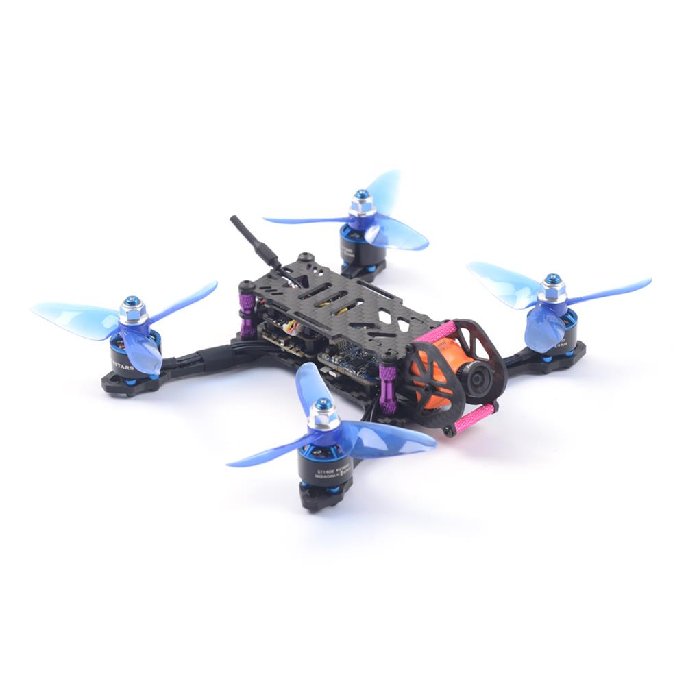 fpv-racing-drones Skystars BabyTurtle 145mm FPV Racing Drone F4 8K FC OSD 25/200mW VTX RunCam Split Mini2 DVR Camera RC1392494