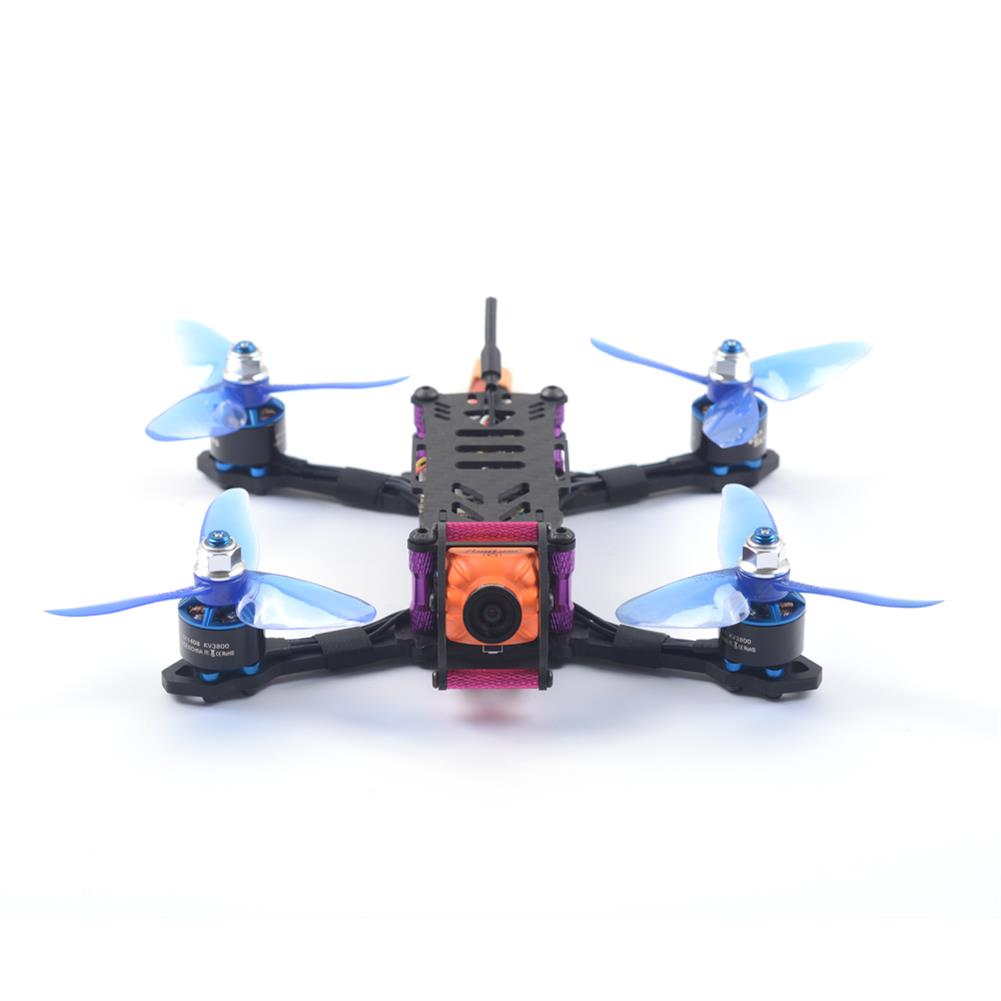 fpv-racing-drones Skystars BabyTurtle 145mm FPV Racing Drone F4 8K FC OSD 25/200mW VTX RunCam Split Mini2 DVR Camera RC1392494 1