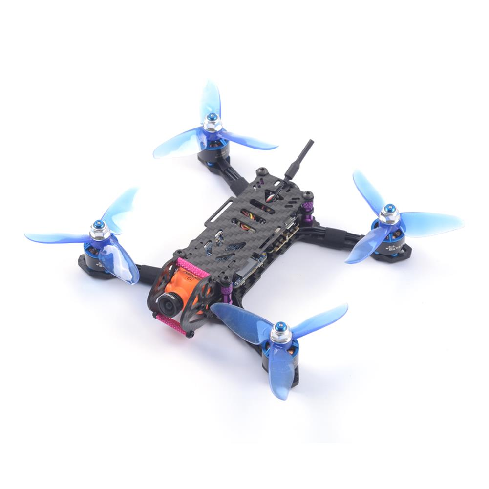 fpv-racing-drones Skystars BabyTurtle 145mm FPV Racing Drone F4 8K FC OSD 25/200mW VTX RunCam Split Mini2 DVR Camera RC1392494 2