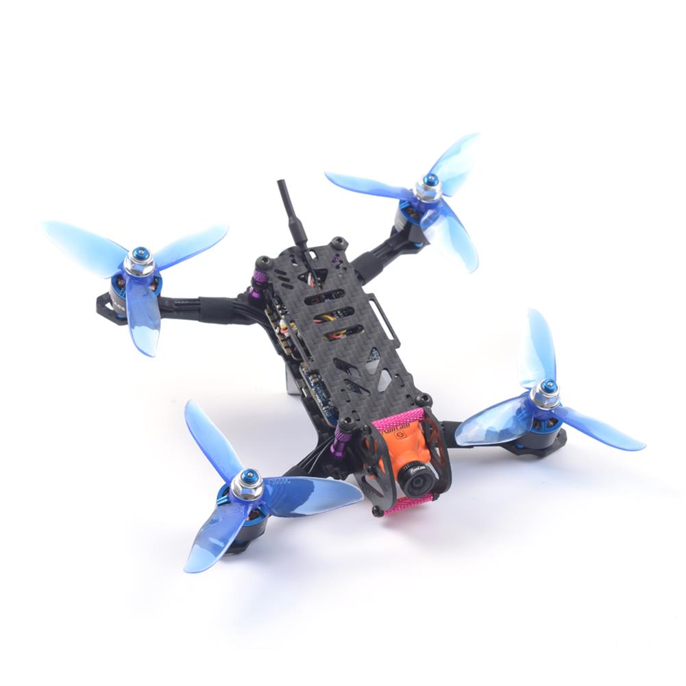 fpv-racing-drones Skystars BabyTurtle 145mm FPV Racing Drone F4 8K FC OSD 25/200mW VTX RunCam Split Mini2 DVR Camera RC1392494 3