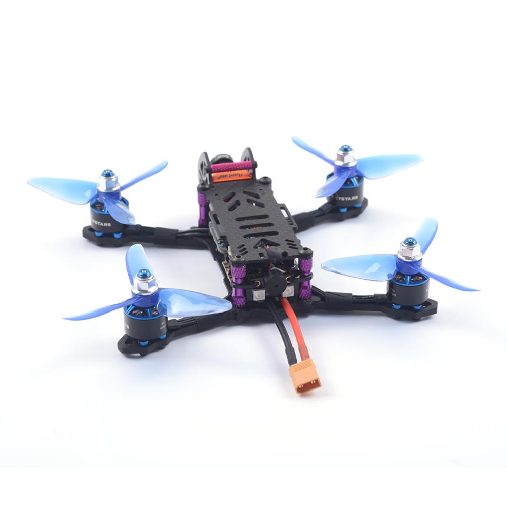 fpv-racing-drones Skystars BabyTurtle 145mm FPV Racing Drone F4 8K FC OSD 25/200mW VTX RunCam Split Mini2 DVR Camera RC1392494 7
