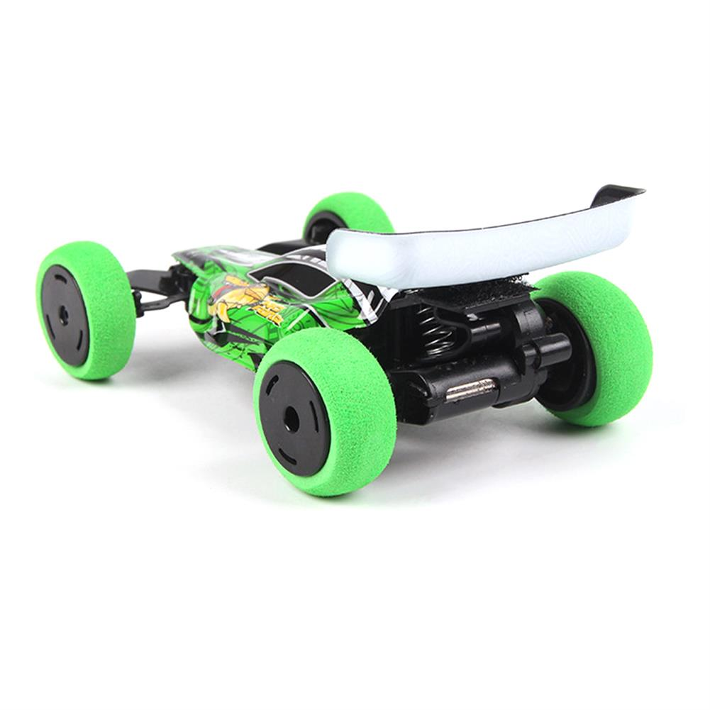 rc-cars 1/32 2.4G 6CH RC Car Mini Trick Car With LED Light RC1392905 1