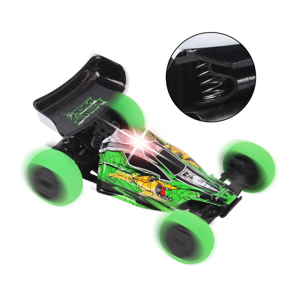 rc-cars 1/32 2.4G 6CH RC Car Mini Trick Car With LED Light RC1392905 2