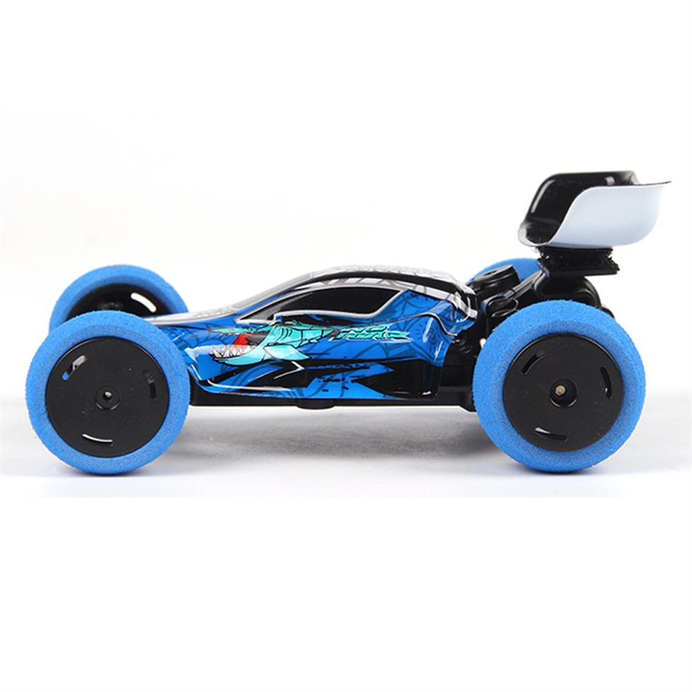 rc-cars 1/32 2.4G 6CH RC Car Mini Trick Car With LED Light RC1392905 3