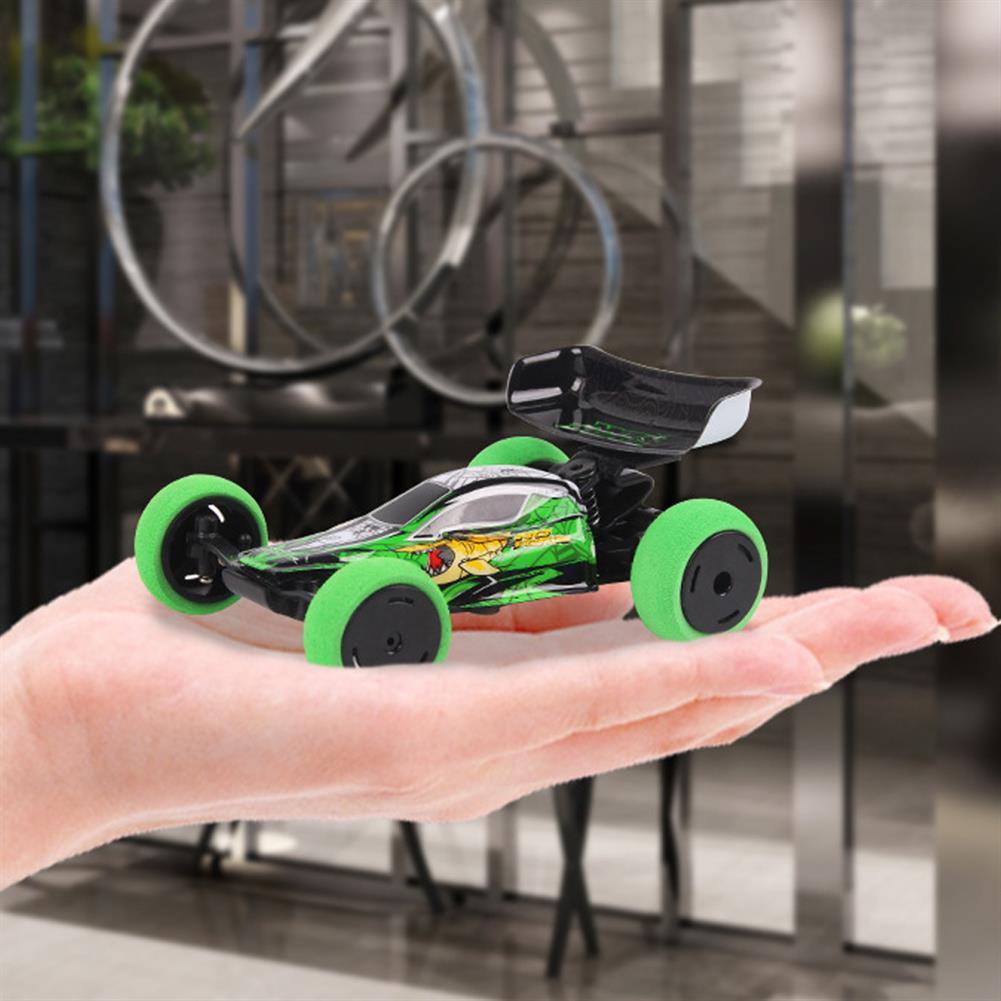 rc-cars 1/32 2.4G 6CH RC Car Mini Trick Car With LED Light RC1392905 7