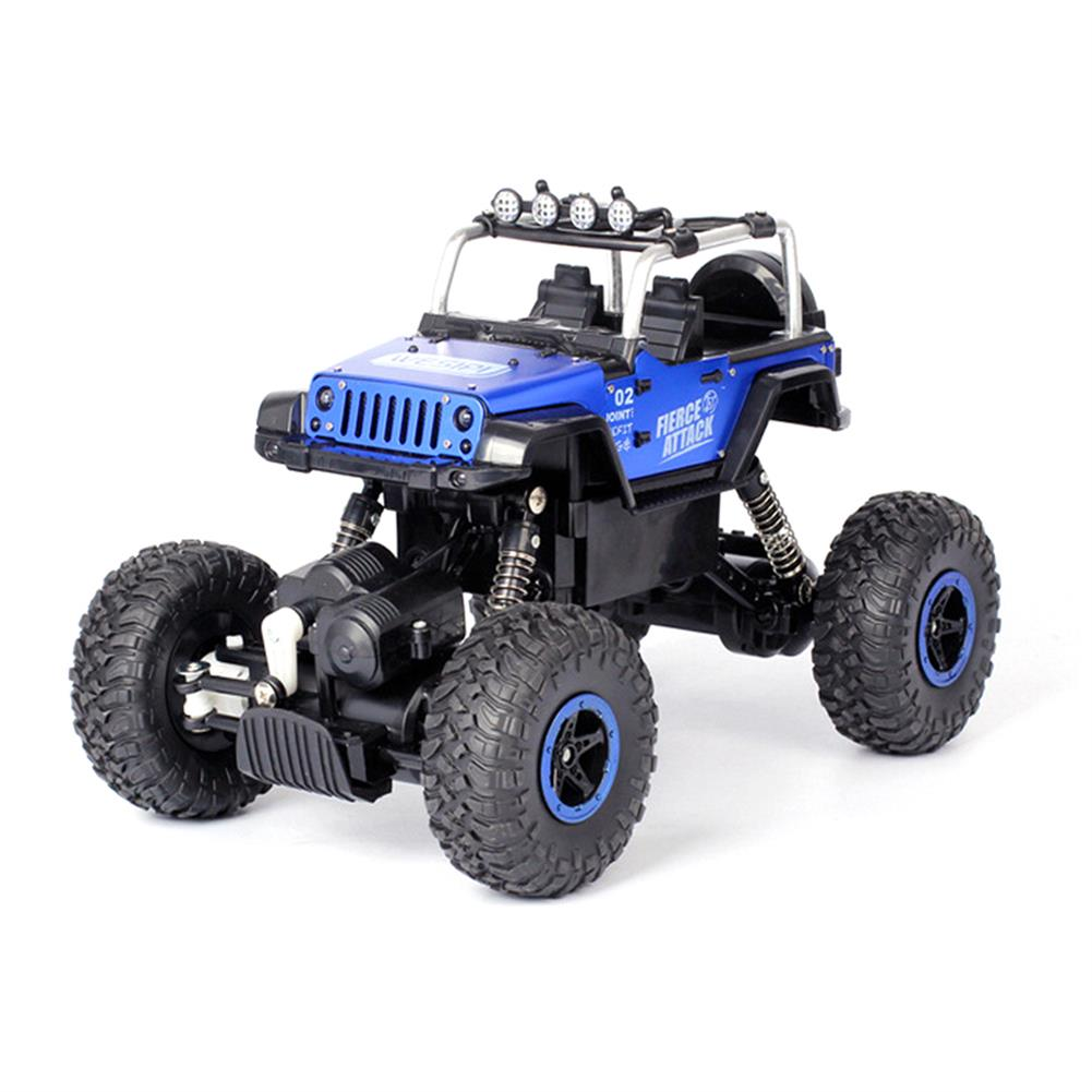 rc-cars 2.4G RC Car High Speed Electric 4CH Rock Crawlers Racing Car Off-Road Vehicles RC1393045