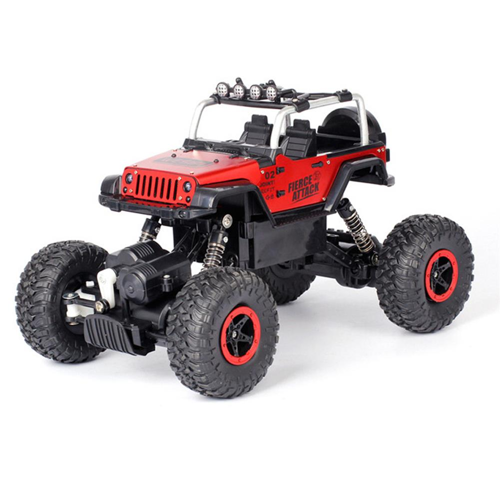 rc-cars 2.4G RC Car High Speed Electric 4CH Rock Crawlers Racing Car Off-Road Vehicles RC1393045 1