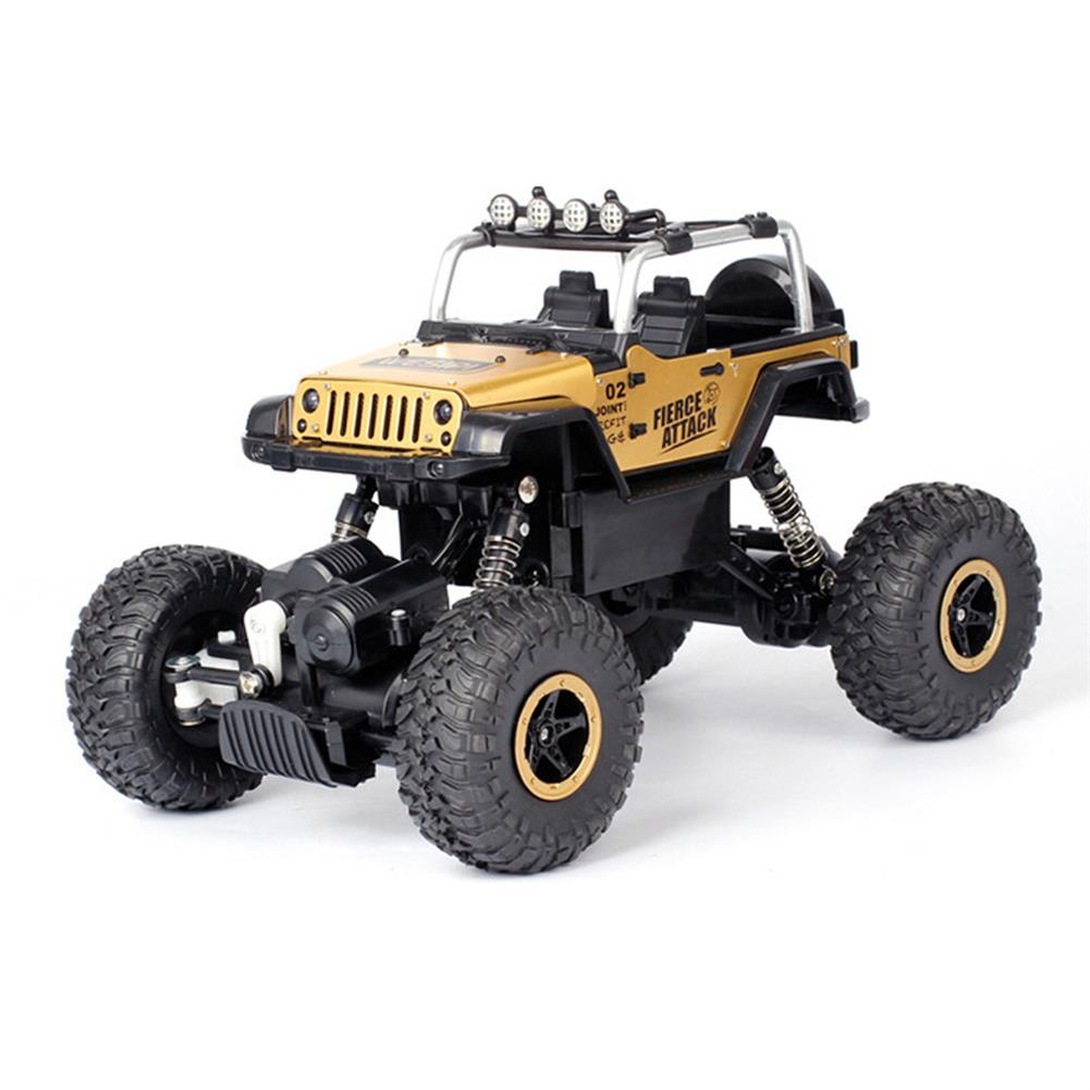 rc-cars 2.4G RC Car High Speed Electric 4CH Rock Crawlers Racing Car Off-Road Vehicles RC1393045 2