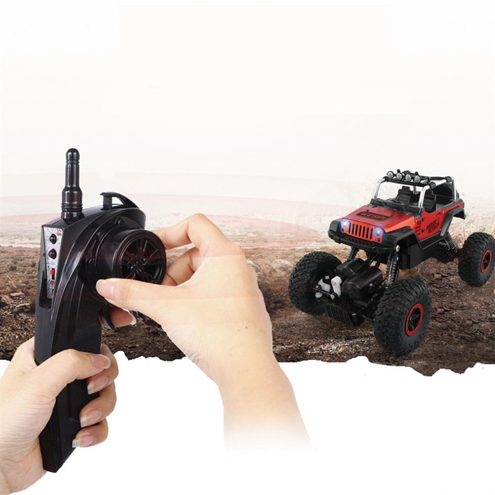rc-cars 2.4G RC Car High Speed Electric 4CH Rock Crawlers Racing Car Off-Road Vehicles RC1393045 5