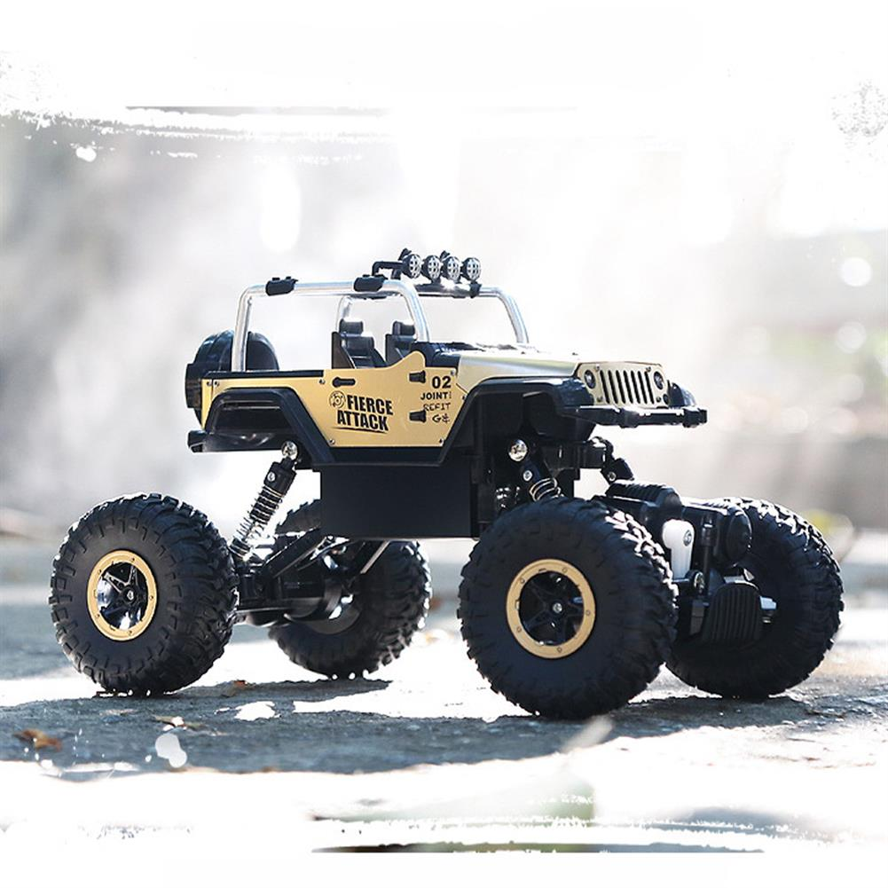 rc-cars 2.4G RC Car High Speed Electric 4CH Rock Crawlers Racing Car Off-Road Vehicles RC1393045 8