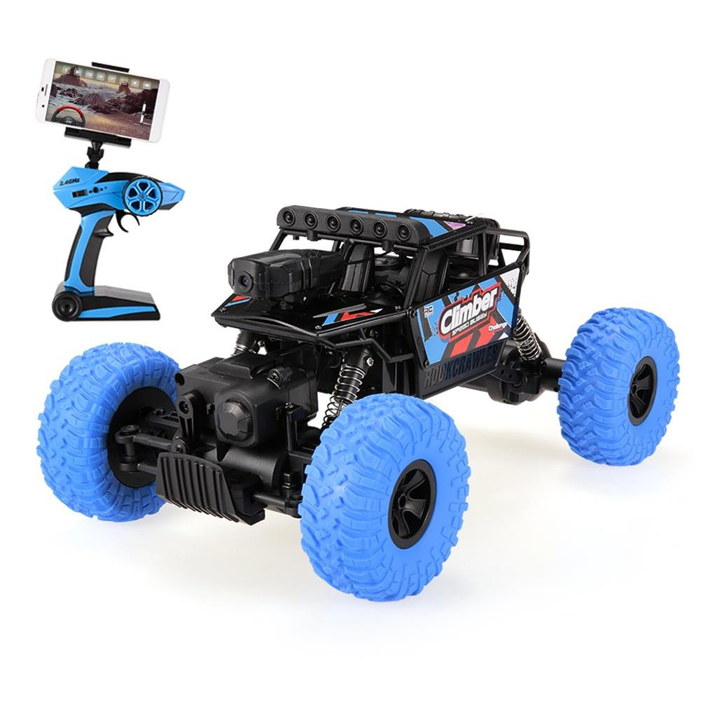 rc-cars Crazon 171803B 1/18 2.4G 4WD 15km/h Rc Car 480P HD WiFi App Control Off-road Truck RTR Toy RC1393457