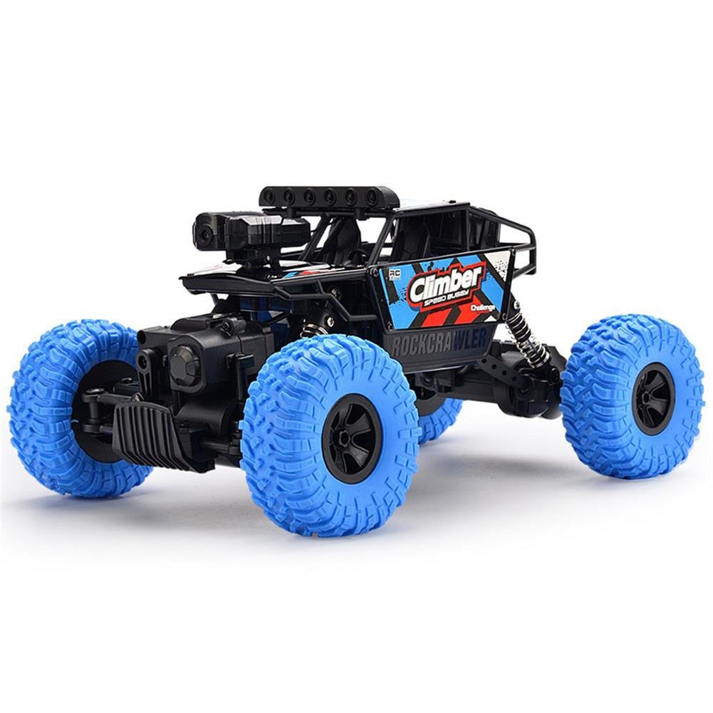 rc-cars Crazon 171803B 1/18 2.4G 4WD 15km/h Rc Car 480P HD WiFi App Control Off-road Truck RTR Toy RC1393457 1