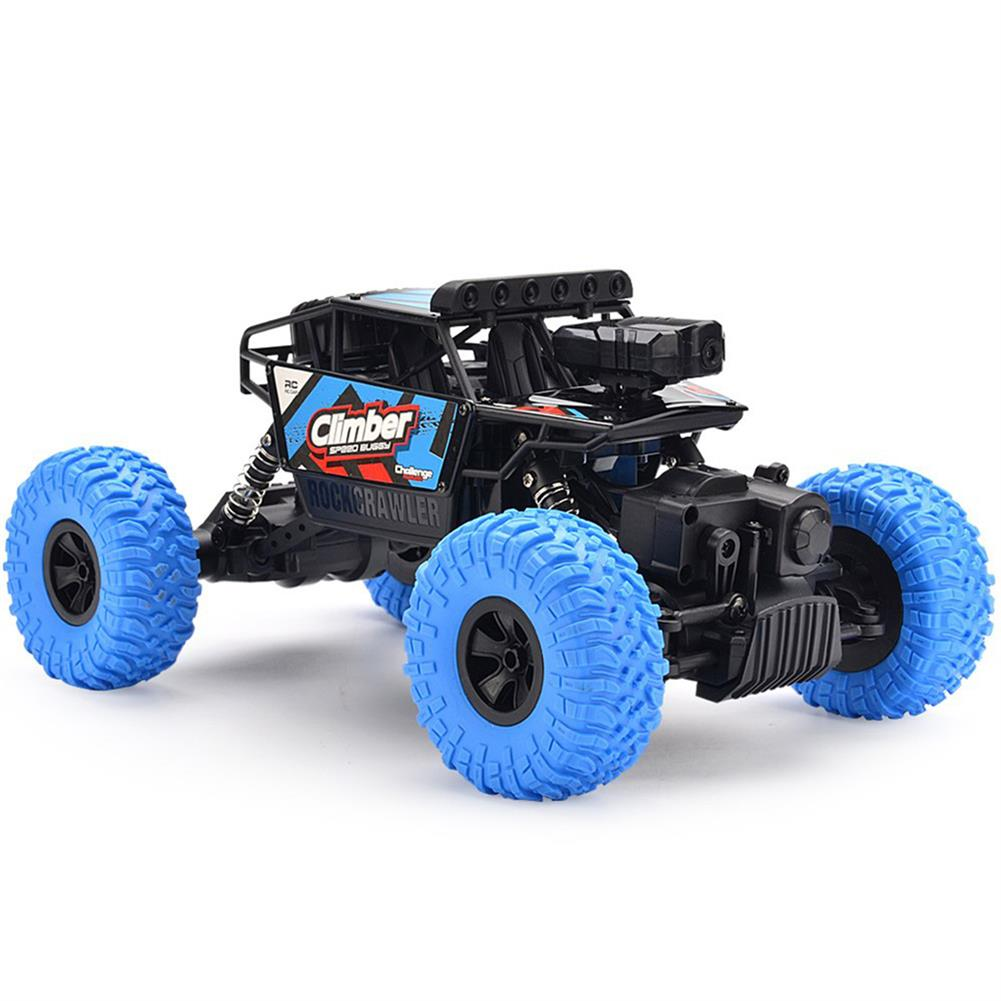 rc-cars Crazon 171803B 1/18 2.4G 4WD 15km/h Rc Car 480P HD WiFi App Control Off-road Truck RTR Toy RC1393457 2