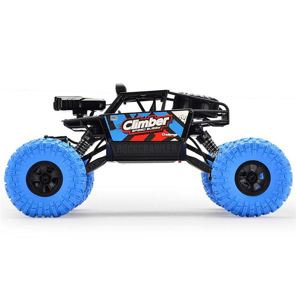 rc-cars Crazon 171803B 1/18 2.4G 4WD 15km/h Rc Car 480P HD WiFi App Control Off-road Truck RTR Toy RC1393457 4