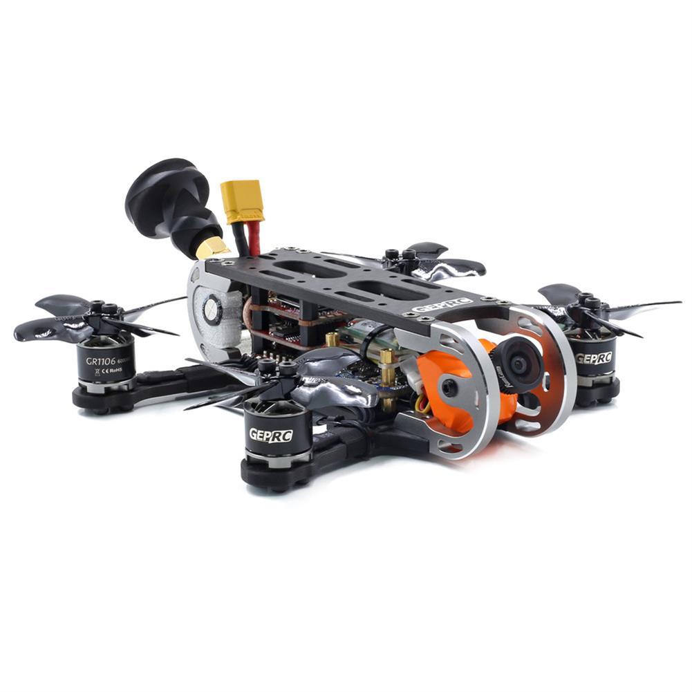 fpv-racing-drones Geprc GEP-CX Cygnet 115mm 2 Inch RC FPV Racing Drone Stable F4 20A 48CH RunCam Split Mini 2 1080P HD RC1393743