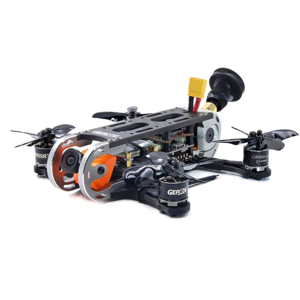 fpv-racing-drones Geprc GEP-CX Cygnet 115mm 2 Inch RC FPV Racing Drone Stable F4 20A 48CH RunCam Split Mini 2 1080P HD RC1393743 1