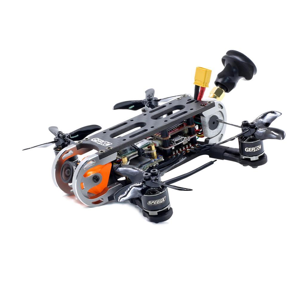 fpv-racing-drones Geprc GEP-CX Cygnet 115mm 2 Inch RC FPV Racing Drone Stable F4 20A 48CH RunCam Split Mini 2 1080P HD RC1393743 2