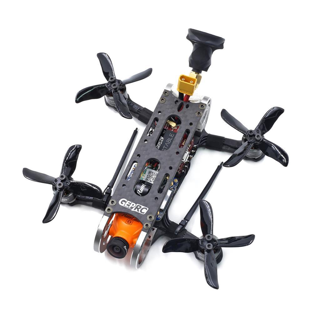 fpv-racing-drones Geprc GEP-CX Cygnet 115mm 2 Inch RC FPV Racing Drone Stable F4 20A 48CH RunCam Split Mini 2 1080P HD RC1393743 3