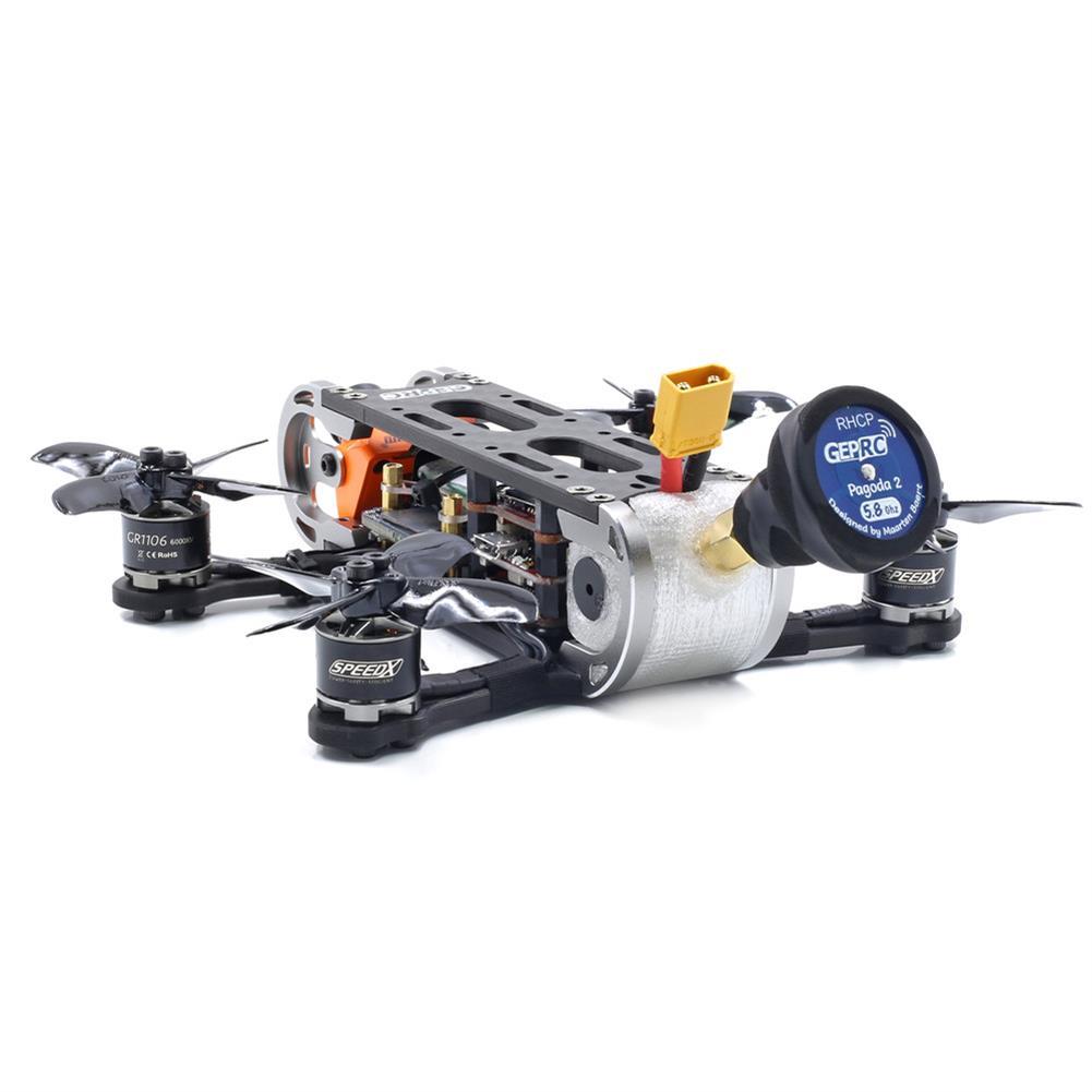 fpv-racing-drones Geprc GEP-CX Cygnet 115mm 2 Inch RC FPV Racing Drone Stable F4 20A 48CH RunCam Split Mini 2 1080P HD RC1393743 4
