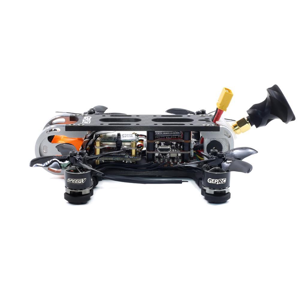 fpv-racing-drones Geprc GEP-CX Cygnet 115mm 2 Inch RC FPV Racing Drone Stable F4 20A 48CH RunCam Split Mini 2 1080P HD RC1393743 6