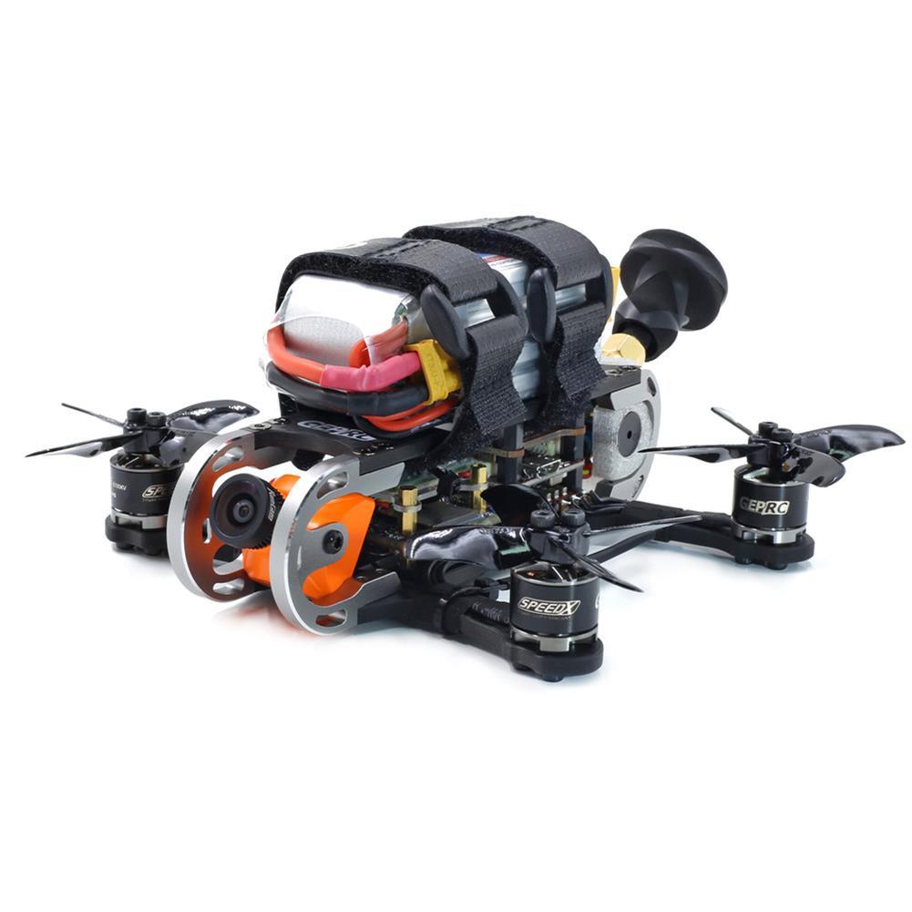 fpv-racing-drones Geprc GEP-CX Cygnet 115mm 2 Inch RC FPV Racing Drone Stable F4 20A 48CH RunCam Split Mini 2 1080P HD RC1393743 8