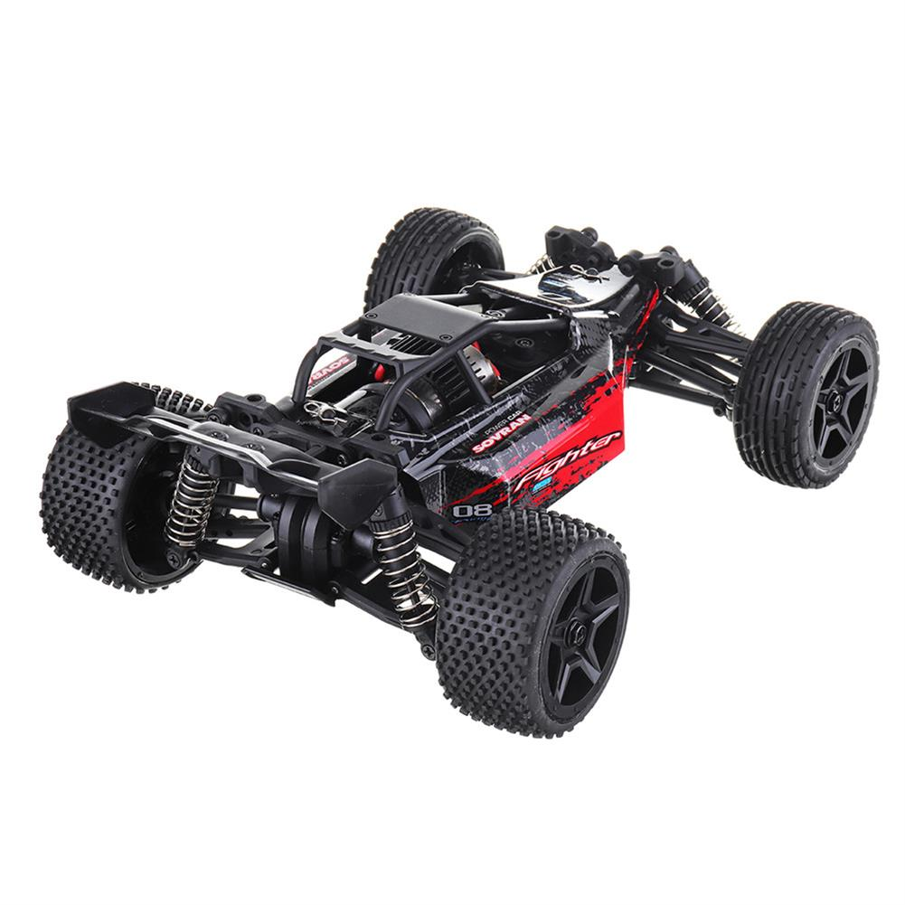rc-cars San He G171 1/16 2.4G 4WD 36km/h Rc Car Desert Buggy Off-road Truck RTR Toy RC1394467 2