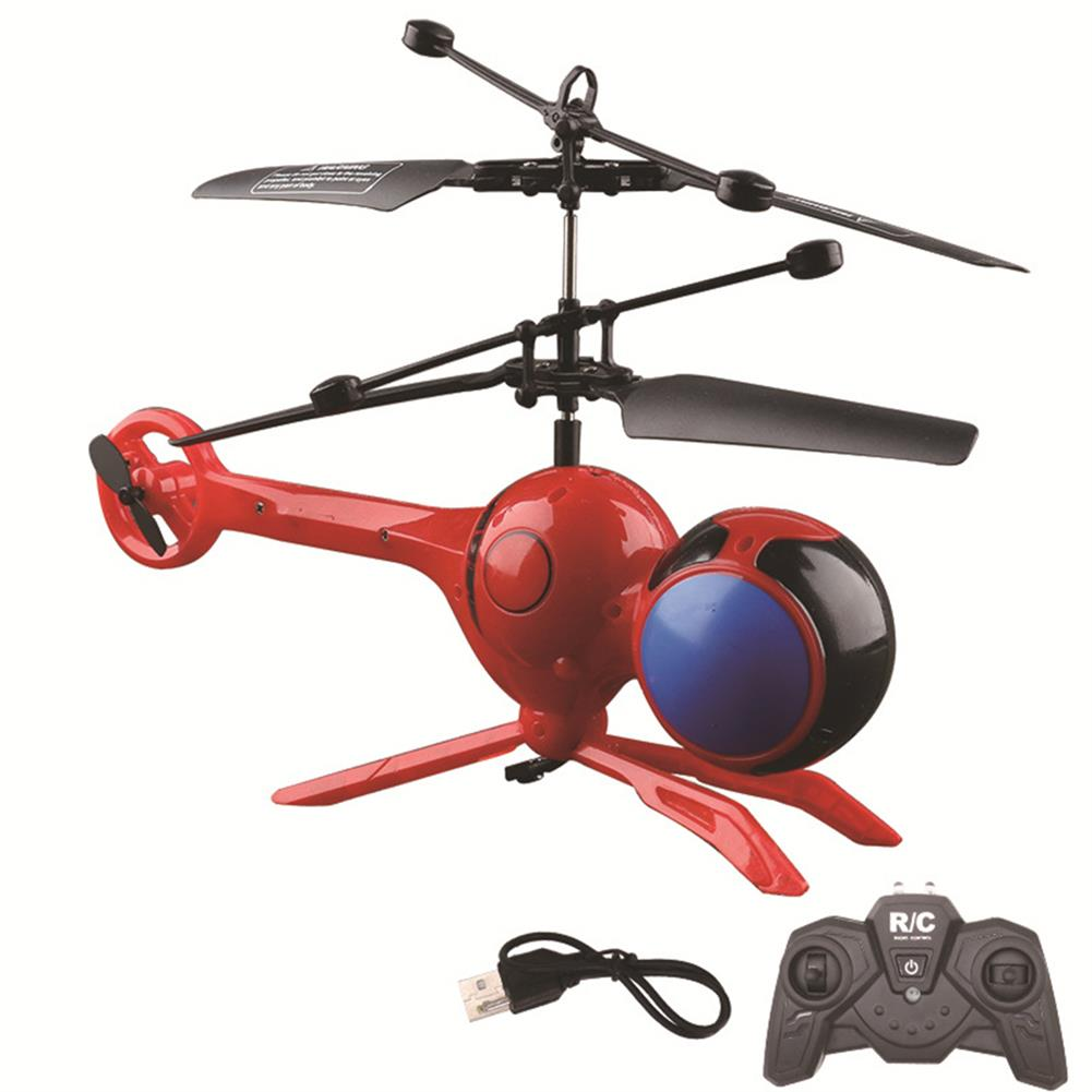 rc-helicopter 3CH Dragonfly RC Helicopter ABS Infrared Control Helicopter Toy RC1395303