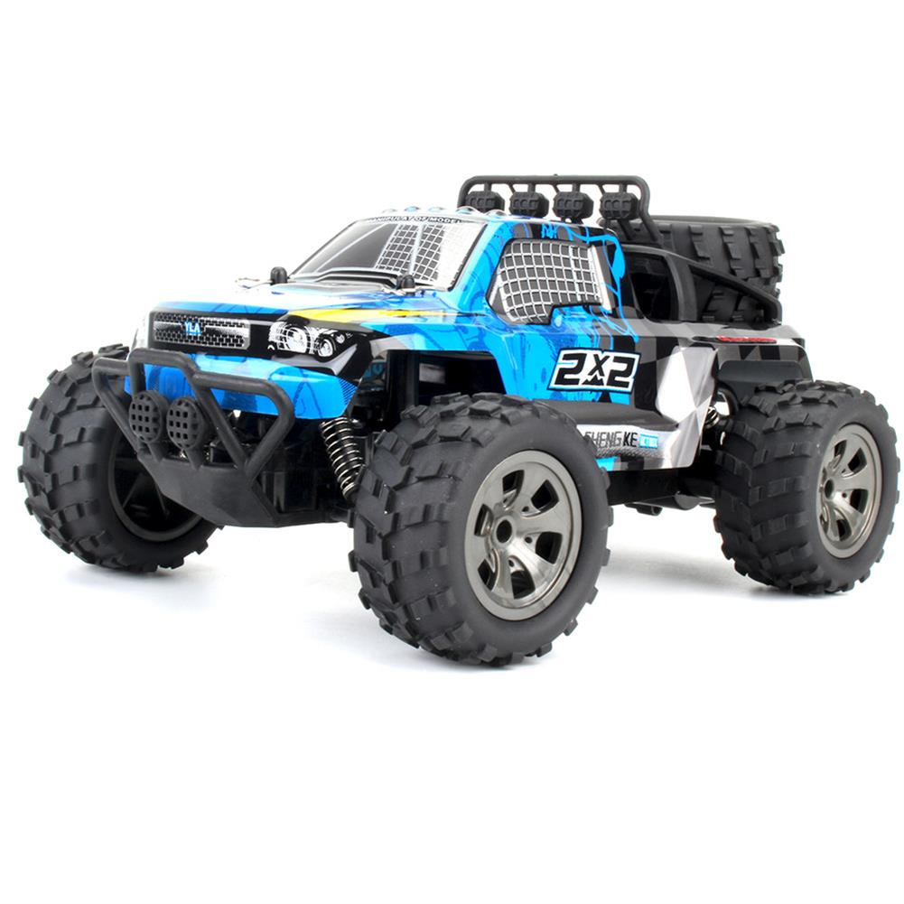 rc-cars KYAMRC 1886 1/18 2.4G 20km/h RWD Rc Car Big Wheel Monster Off-road Truck RTR Toy RC1396024