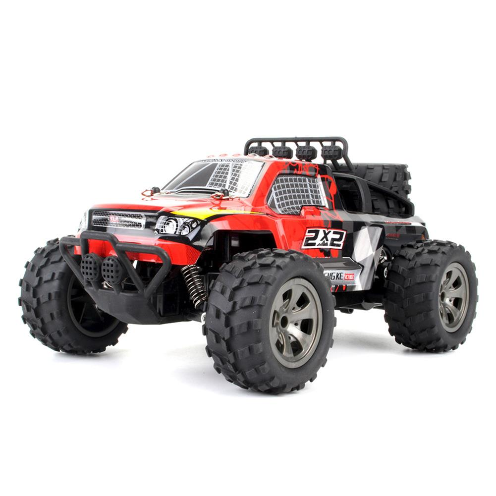 rc-cars KYAMRC 1886 1/18 2.4G 20km/h RWD Rc Car Big Wheel Monster Off-road Truck RTR Toy RC1396024 3