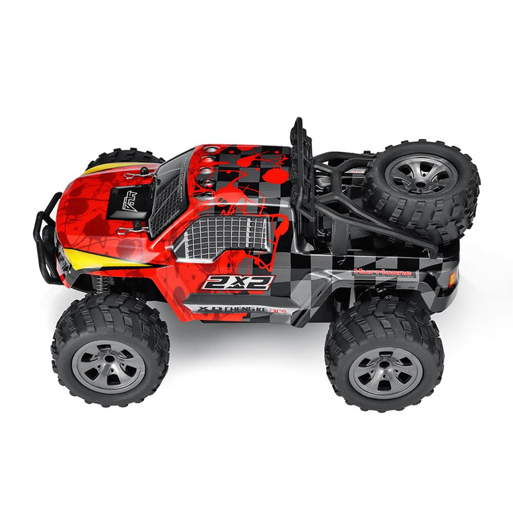 rc-cars KYAMRC 1886 1/18 2.4G 20km/h RWD Rc Car Big Wheel Monster Off-road Truck RTR Toy RC1396024 4
