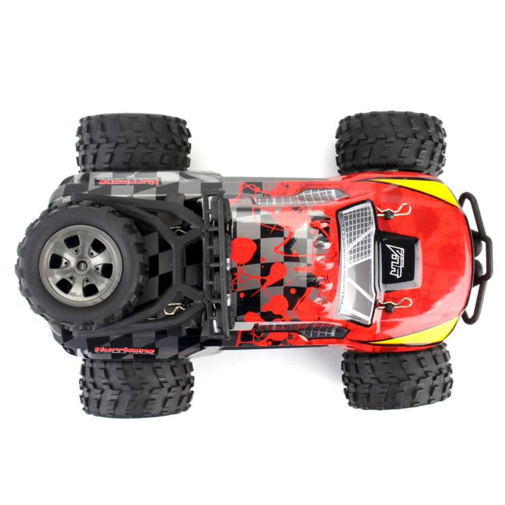rc-cars KYAMRC 1886 1/18 2.4G 20km/h RWD Rc Car Big Wheel Monster Off-road Truck RTR Toy RC1396024 5