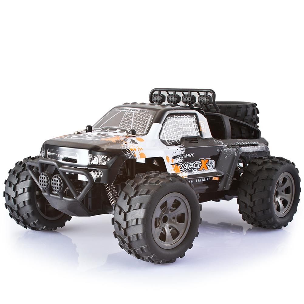 rc-cars KYAMRC 1886 1/18 2.4G 20km/h RWD Rc Car Big Wheel Monster Off-road Truck RTR Toy RC1396024 7