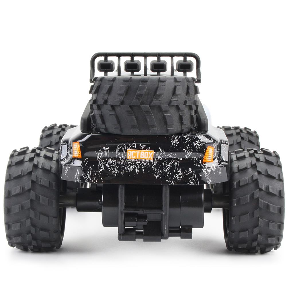 rc-cars KYAMRC 1886 1/18 2.4G 20km/h RWD Rc Car Big Wheel Monster Off-road Truck RTR Toy RC1396024 8