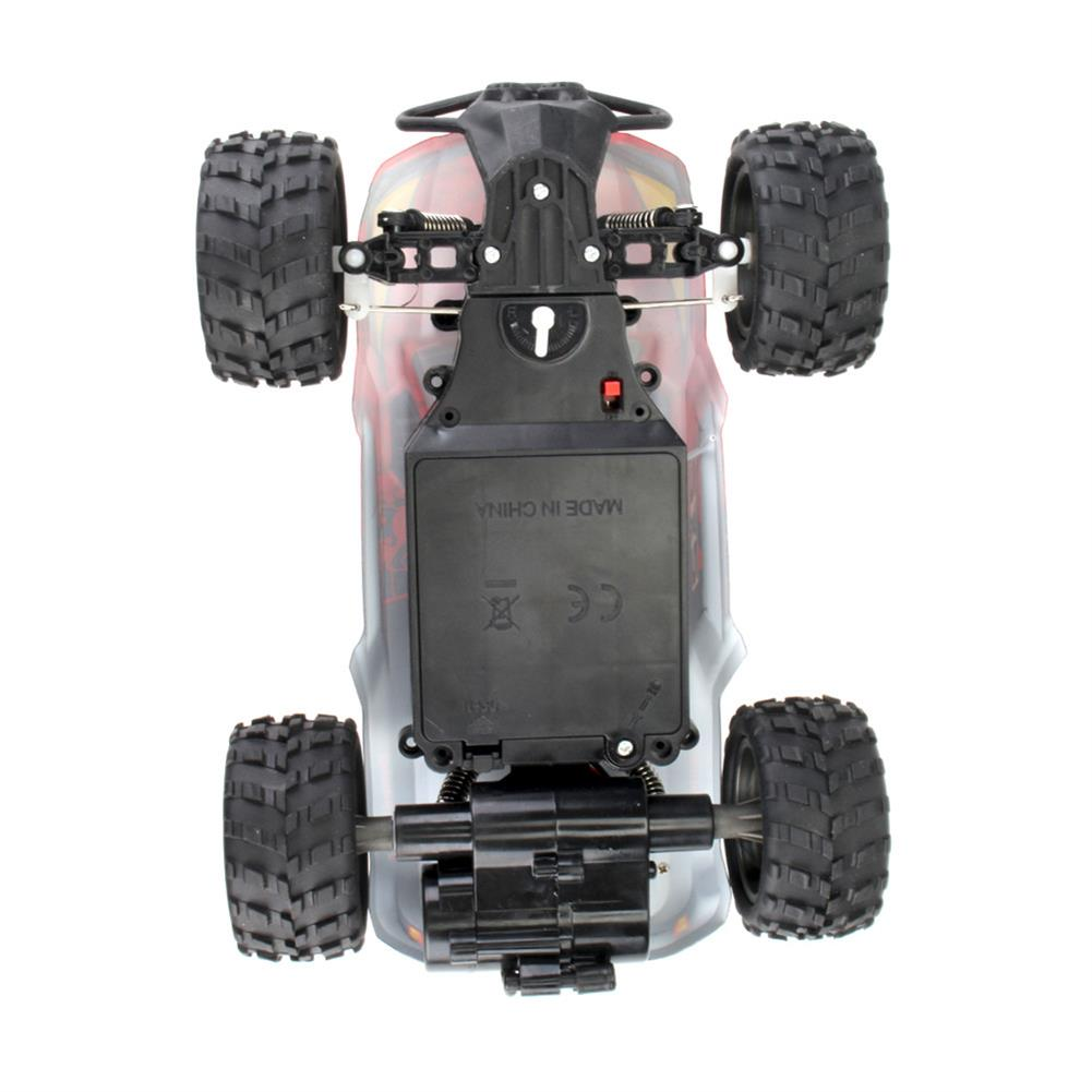 rc-cars KYAMRC 1886 1/18 2.4G 20km/h RWD Rc Car Big Wheel Monster Off-road Truck RTR Toy RC1396024 9