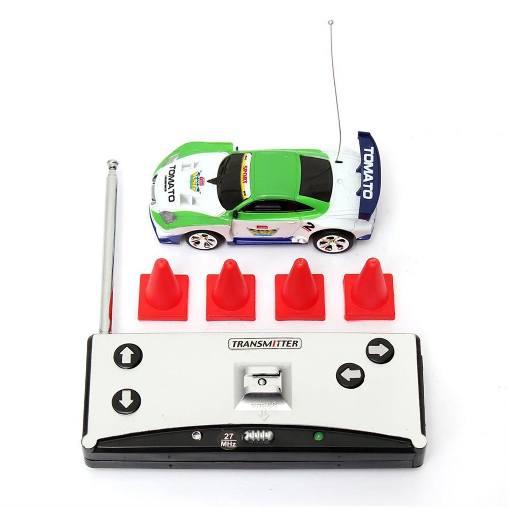 rc-cars Mini Coke Can Remote Radio Control Micro Racing RC Car RC1396787 2