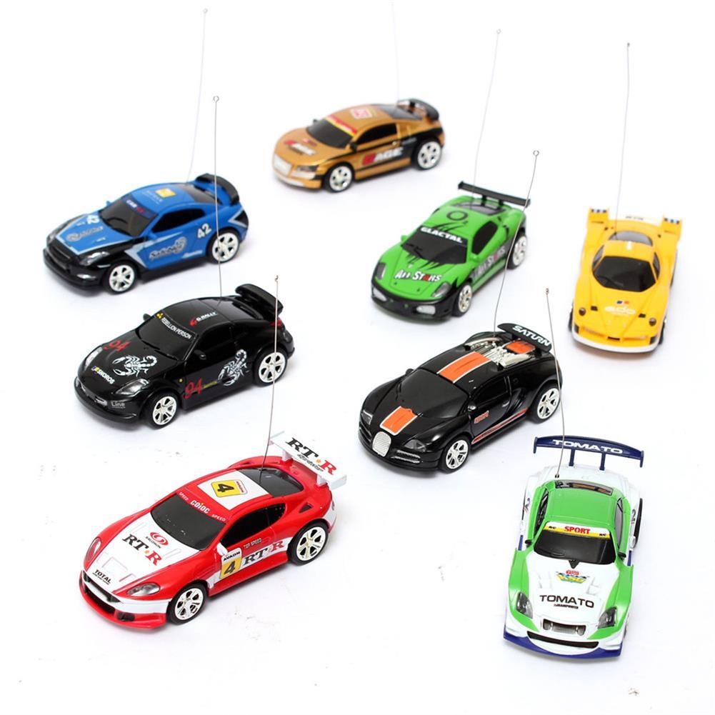 rc-cars Mini Coke Can Remote Radio Control Micro Racing RC Car RC1396787 3