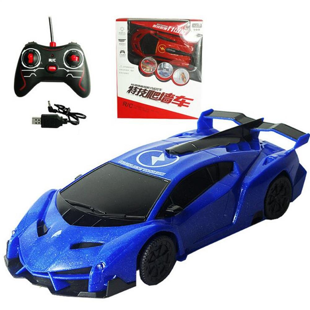 rc-cars 1PC XZS Wireless Control Defying Land Wall Climbing Rc Car Stunt Vehicle W/ Light Rechargable Toy RC1397359 6