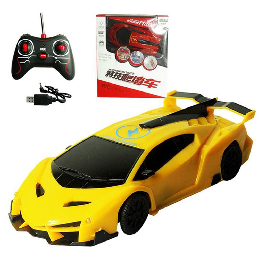 rc-cars 1PC XZS Wireless Control Defying Land Wall Climbing Rc Car Stunt Vehicle W/ Light Rechargable Toy RC1397359 7