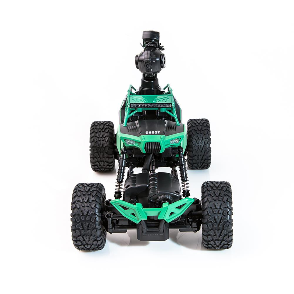 rc-cars Crazon 1/16 2.4G 4WD With Wifi Camera 0.3MP Phone Control Double Turning Waterproof Crawler RC Car RC1397685 1